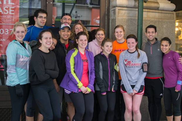 The Most Informal Running Club, Ever